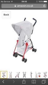 Maclaren Mark II pushchair , excellent condition