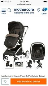 Very good condishion mother care buggy for sale