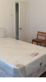 Large two bedroom flat can be share with two people.large kitchen /diner,bathroom ,addition toilet.