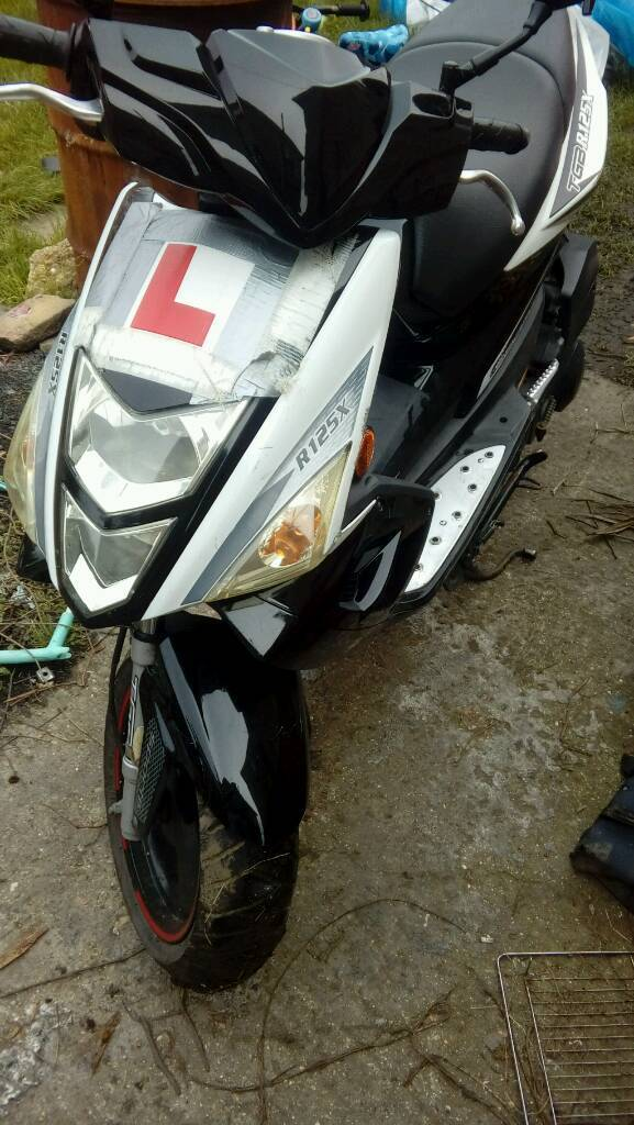 Tgb 125 moped