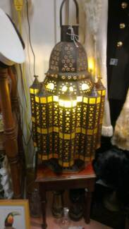 Stunning Middle Eastern Lamp Fremantle Fremantle Area Preview