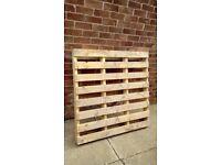 2 Wooden Pallets Excellent condition