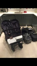 Mountain duo double buggy for sale