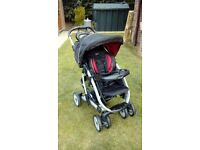 Graco Quattro Tour Sport Pushchair in good condition