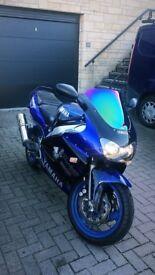 1996 Yamaha Thunderace 1000cc