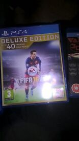 fifa 16 deluxe edition ps4 game