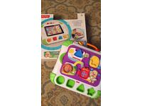 Fisher Price Apptivity IPad device