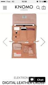 KNOMO BAG TOTALLY NEW - original price 329€