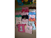 BABY GIRL CLOTHES 9-24 MTHS