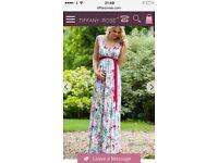 Tiffany Rose Maternity dress 14-16