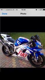 Yamaha r1 1999