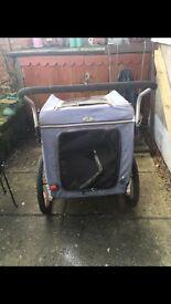 Trovit dog trailer for sale (large)