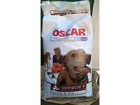 Oscars dog food Pinnacle Plus with glucosamine, chondroitin and MSM 15kg
