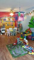 Baby Steps Home Daycare Full Time Spot Available