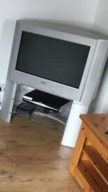 Sony CRT TV with stand FREE