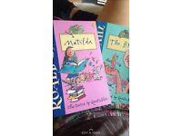 Matilda and The BFG Books