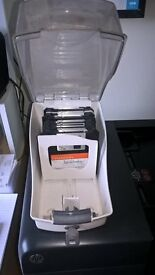 Floppy disks with case