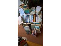 ABSOLUTE BARGAIN!! 60 WOMEN FICTION BOOKS ASSORTED GREAT COND/ TITLES PIC EXAMPLE ONLY £10