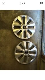 Citroen C1 Wheel Trims x2