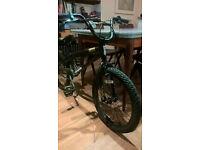 Mongoose 85 BMX stunt bike