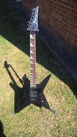 Ibanez Xiphos XPT700 Extended 27-Fret Electric Guitar with original case like new.