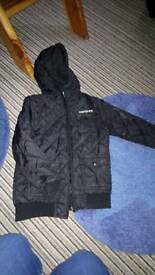 Boys coat aged 2-3