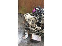 F23 Gearbox w/Drivehafts & Alloy Mount £30 O.N.O Saab, C20XE, C20LET, X20XEV