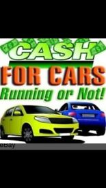 Cars wanted for banger racing
