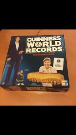guiness world records board game 2-4 players age 8+ As new collection finchley