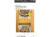 The keto 21 day reset diet book