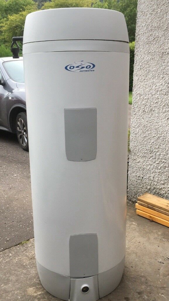OSO Super SX250 direct unvented hot water heater cylinder | in ...