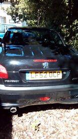 Peugeot 206cc