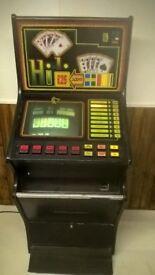 poker machine, game, arcade