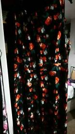Ladies dresses and trousers size 20/22