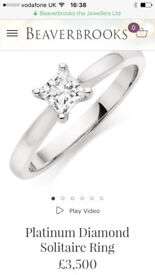 Engagement ring rep 3500