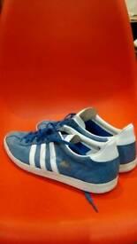 Adidas gazelle mens size uk 10