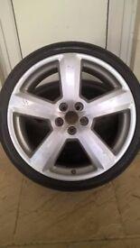 "VW RS6 alloy wheels 19"""
