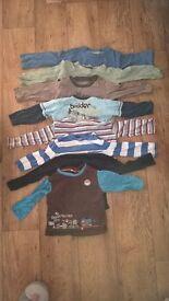 boys clothing bundle 12-18 months
