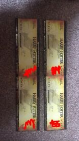 In hand tickets - Harry Potter and the cursed child part 1 and 2 x2