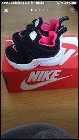 Nike presto trainers
