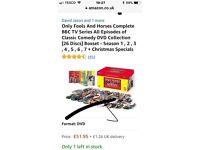Only fools and horses boxset bargain