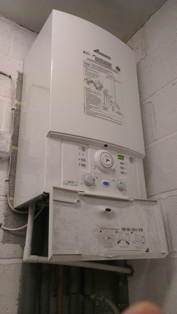 Worcester Greenstar 40cdi Combi Boiler For Working With