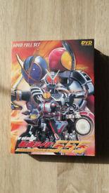 Kamen Rider / Masked Rider Faiz 555 complete season box set