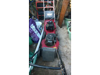 JOB LOT PETROL MOWERS LEAF BLOWER HEDGE TRIMMER
