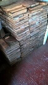 Wood block flooring