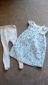 Girls bundle of clothes age 6 - 9 months