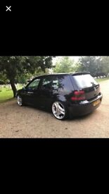 Vw golf gti turbo 1999 in immaculate condition with nice mods