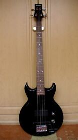 IBANEZ GIO GAXB 150 Bass Guitar w/Roland GK-2B divided pickup