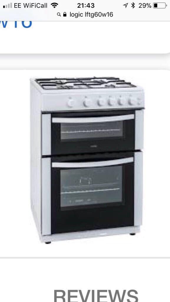 Logic cooker ,logic washing machine beko fridge freezer with water dispenser