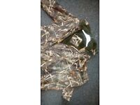 Childrens Deerhunter camoflage shooting/fishing suit